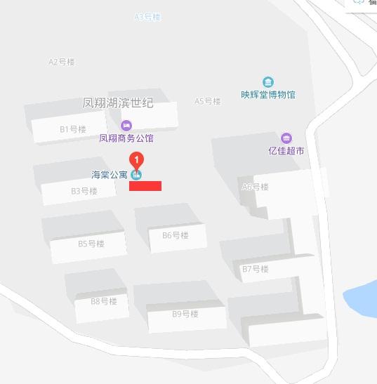 闽侯甘蔗街道海棠公寓湖滨世纪_2