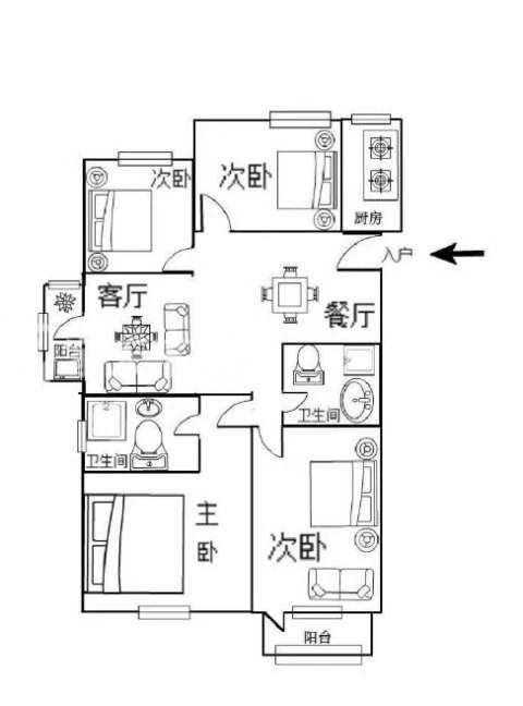 闽侯世茂上游墅三期_1